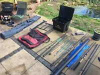 Course and Carp fishing job lot!