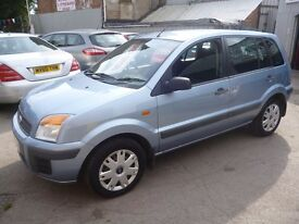 Ford FUSION Style Climate TDCI,5 door hatchback,2 keepers,£30 a yr tax,great mpg,only 65,000 miles