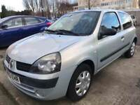 RENAULT CLIO EXPRESSION 1.2/ MOT /GREAT CONDITION/CHEAP TO RUN/£695