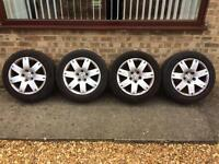 "16"" VW Alloys"