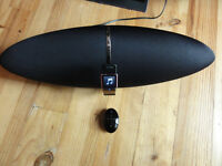 Zeppelin Air Speaker Bowers & and Wilkins B&W Airplay iphone ipod wireless