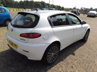 ALFA ROMEO 147 2008 LIMITED COLLEZIONE EDITION - FSH/LONG MOT/LOW MILEAGE/HPI CLEAR