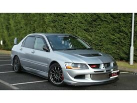 MITSUBISHI LANCER EVOLUTION MR FQ 320 LOVLEY SPEC CAR 55 REG