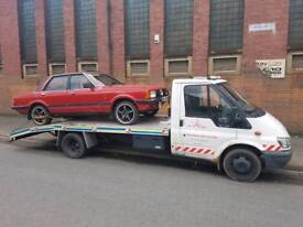 Recovery and car transport