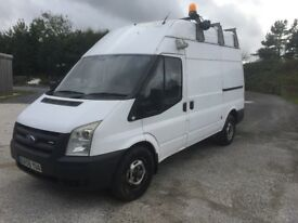 2006 / 56' Ford Transit 2.4 140 6 Speed T350M RWD