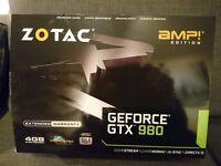 ZOTAC ZT-90204-10P GeForce GTX 980 4 GB Graphics Card