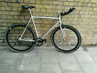 Bull horn 60cm Single speed/fixie + Receipt
