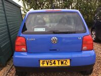 VW LUPO project