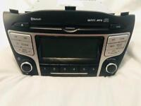 Hyundai ix35 stereo