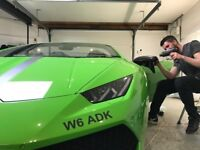 Vehicle Vinyl Wrapping for Cars/Vans/Motorbikes - Customise - Barnet - North London - Hertfordshire