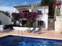 Spain - Costa - Blanca - Moraira - Portet, 3 Bedroom Holiday Apartment