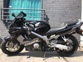CBR600F 2002