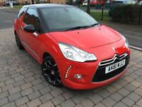 Citroen DS3 1.6 DStyle Plus 3dr, 2011, 56000 Mileage, MOT Due 17/12/2018
