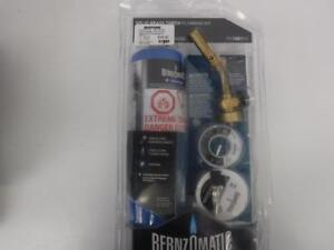 Bernzomatic Brass Torch Plumbing Kit. We Buy and Sell Used Tools and Equipment. 38704
