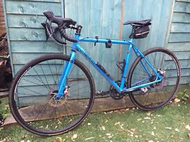 Genesis CdF 2013 Cyclocross Bike (+ upgrades and extras)