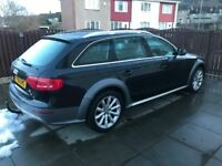 New mod 2010 60 Reg Audi A4 allroad se 2l diesel 6 speed manual mot ex we 4x4 £5995 must Be cheap