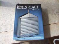 The Rolls-Royce Twenty by John Fasal