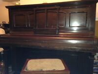 Melville Upright Piano