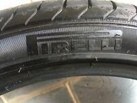 Pirelli 225 40 18 AS NEW RUN FLAT TYRE