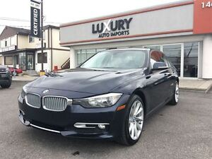 2013 BMW 3 Series 320I XDRIVE -PREMIUM PKG- ROOF-ONLY 49K