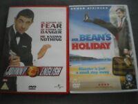 Johnny English & Mr. Bean's Holiday