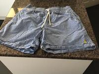 Brand new Ralph Lauren men's swim trunks