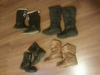 girls size 6 clothing and size 13 shoes