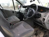 Vauxhall Vivaro 2007 year - Spare Parts Available