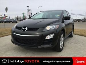 Certified 2012 Mazda CX-7 GS AWD - CRUISE! POWER PKG!