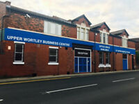 Fully serviced, individual office space to rent, close to city centre