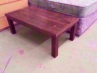 Coffee table 40x60x112 cm
