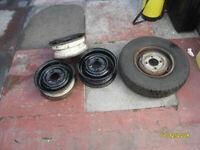 classic mini 10 inch wheel rims 4 off