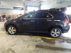 2013 Chevrolet Equinox AWD 2LT V6 awd Toît