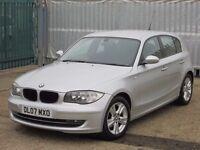 2007 (07 reg), BMW 1 Series 2.0 118d SE 5dr