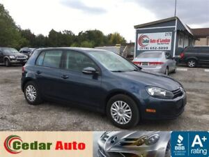 2012 Volkswagen Golf 2.5L Managers Special