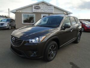 2016 Mazda CX-5 GS Sport AWD Sunroof Auto
