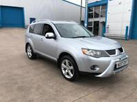 Mitsubishi Outlander Warrior DI-D. 2007