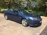 SAAB 9-3 DIESEL 1.9 SPORT 2007 NEW SHAPE..LOOKS AND DRIVES THE BEST LONG MOT AND FULL HISTORY