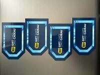 BEST BUY - Gift Cards $250