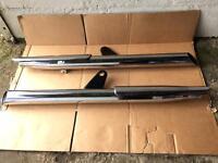 Triumph Speedmaster OEM standard exhausts