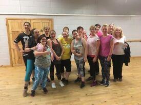 SOSA Dance Fitness classes, Livingston