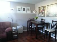 Bright clean and smoke free apartment