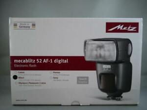*CLEARANCE* METZ MECABLITZ FLASHES FOR CANON, SONY ALPHA, AND NIKON