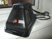 BLACK & DECKER STEAMWORKS WALLPAPER STRIPPER STEAMER 1200watts 240 volts. £25.00
