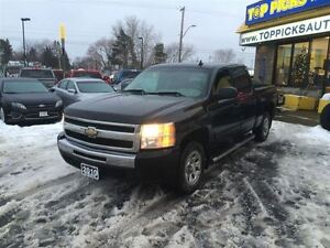 2010 Chevrolet Silverado 1500 LS CREW CAB, 4X4, POWER GROUP AND