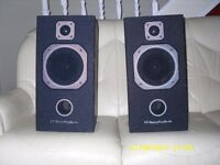 WHARFEDALE HI FI SPEAKERS