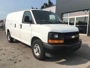 2017 Chevrolet Express 2500 LADDER RACKS AND SHELVING AVAILABLE