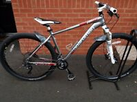 Boardman Pro 29er Hard Tail Mountain Bike In Good Condition Size M