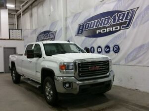 2015 GMC Sierra 3500HD W/ Back up camera, 6.0L V8, 4WD