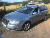 **** Volkswagen Passat tdi 2006 swap px car van ****